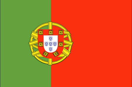 Flag of golf country