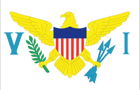 Virgin Islands, U.S. Flag