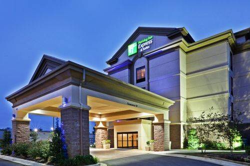 hotel Holiday Inn Express Hotel & Suites Durant
