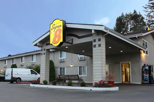 hotel Super 8 Shelton