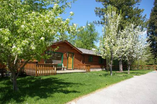 hotel Creekside Cabin