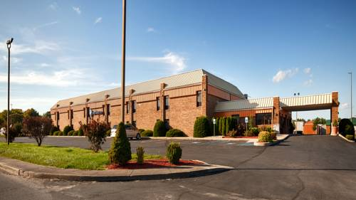 hotel Best Western Martinsville Inn