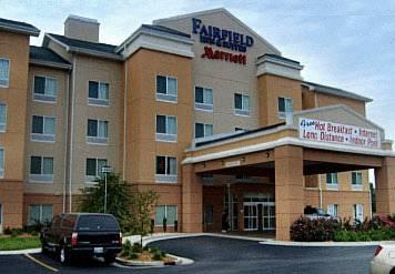 hotel Fairfield Inn & Suites Mount Vernon Rend Lake