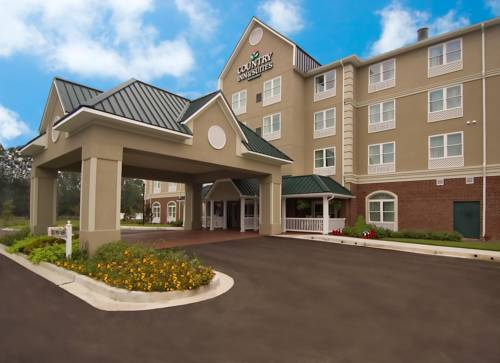 hotel Country Inn & Suites Summerville