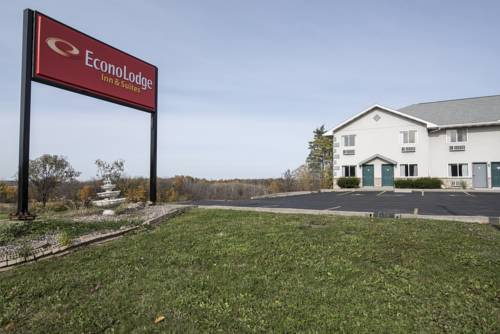 hotel Econo Lodge Inn & Suites Canandaigua