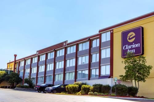 hotel Clarion Inn Dayton Airport Englewood