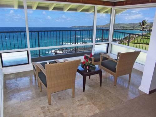 hotel Bay Villa Two Bedroom Ocean Front