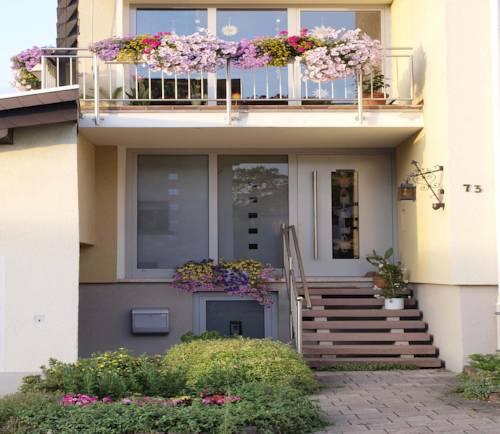 hotel Ferienwohnung Sonnenblume