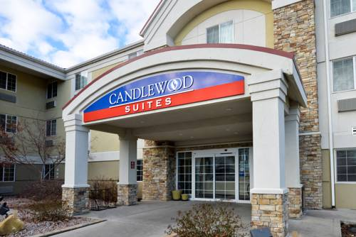 hotel Candlewood Suites Boise-Meridian