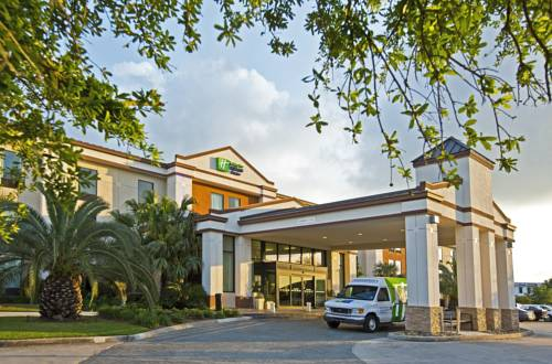 hotel Holiday Inn Express and Suites New Orleans Airport