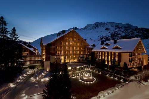 hotel The Chedi Andermatt