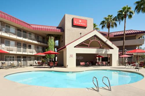 hotel Ramada Tempe at Arizona Mills Mall