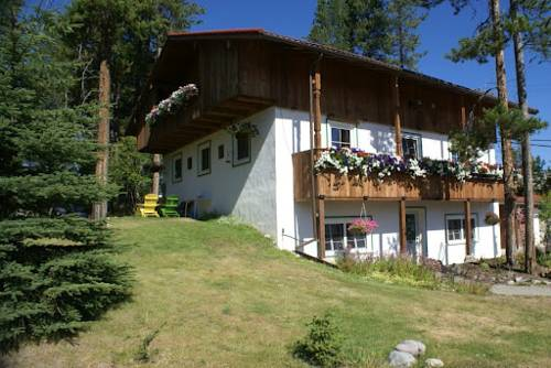 hotel Alpenglow Bed and Breakfast