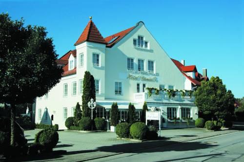 hotel Hotel Daniels