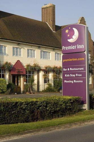 hotel Premier Inn Redditch West (A448)