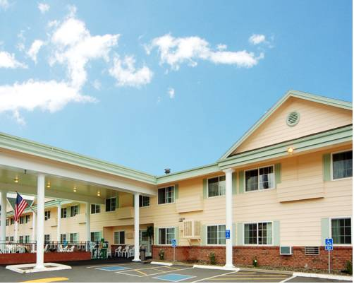 hotel Quality Inn Grants Pass