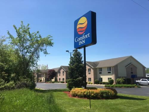 hotel Comfort Inn & Suites Paw Paw