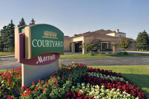 hotel Courtyard by Marriott Chicago Waukegan / Gurnee
