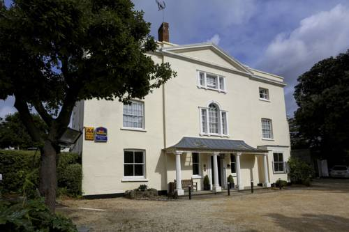 hotel Best Western Henbury Lodge Hotel