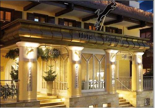 hotel Hotel Panther