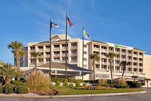 hotel Holiday Inn Resort Wilmington East Wrightsville Beach