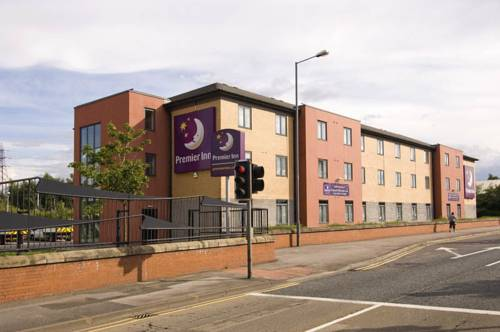hotel Premier Inn Sheffield Meadowhall
