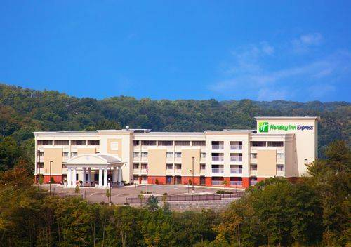 hotel Holiday Inn Express Cincinnati West