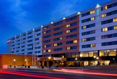 hotel Sheraton Hartford Hotel at Bradley Airport
