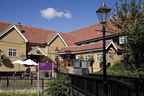 hotel Premier Inn Basildon East Mayne