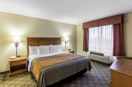hotel Comfort Inn and Suites Tifton