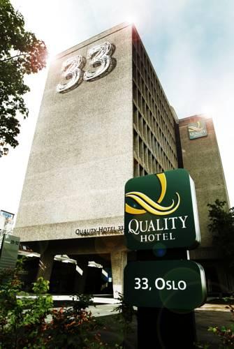hotel Quality Hotel 33