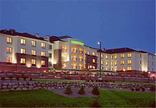hotel Courtyard by Marriott Madison-East