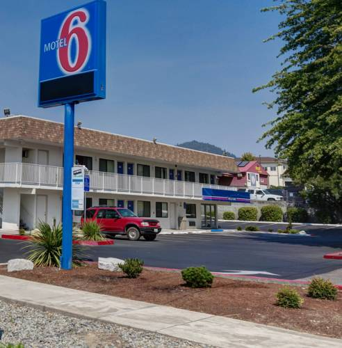 hotel Motel 6 Grants Pass