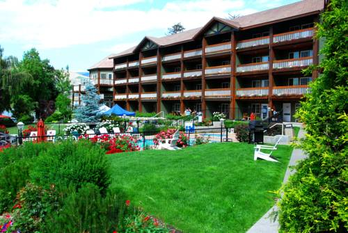 hotel Lakeside Lodge and Suites