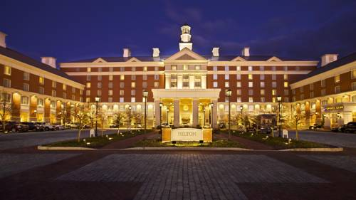 hotel Hilton Columbus at Easton
