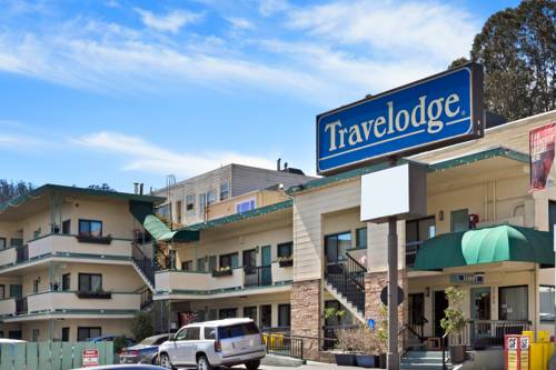 hotel Travelodge at the Presidio