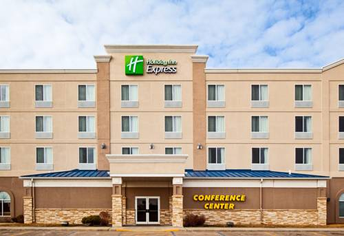 hotel Holiday Inn Express Hotel & Suites North Platte