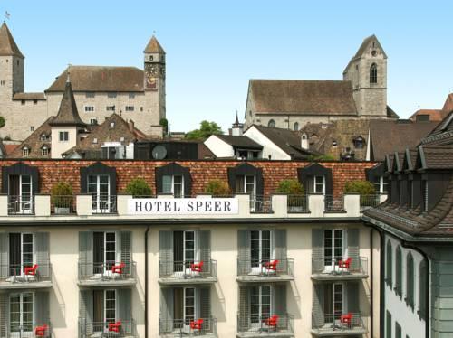 hotel Sorell Hotel Speer