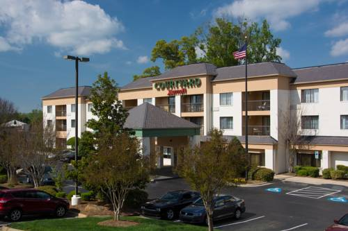 hotel Courtyard by Marriott Charlotte Lake Norman