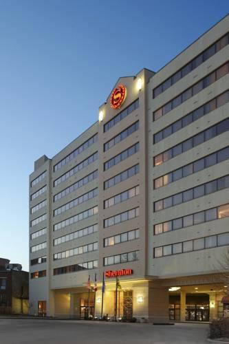 hotel Sheraton Iowa City