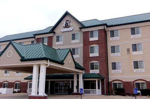 hotel Town & Country Inn and Suites