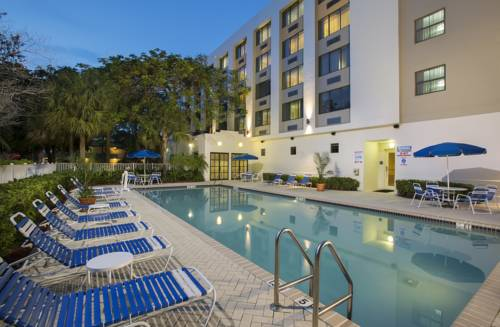 hotel Holiday Inn Express Hotel & Suites Ft. Lauderdale-Plantation