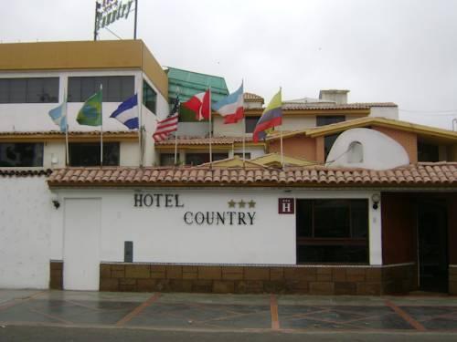 hotel Hotel Country Trujillo