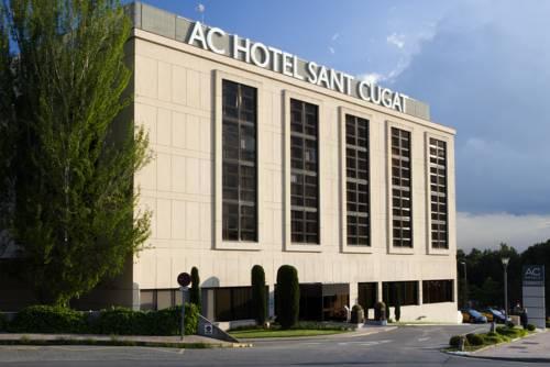 hotel AC Hotel Sant Cugat, a Marriott Lifestyle Hotel