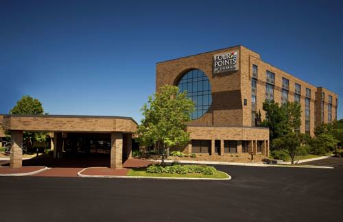 hotel Four Points by Sheraton Milwaukee North Shore