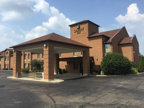 hotel Quality Inn West Chester