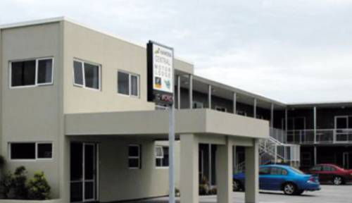 hotel Hawera Central Motor Lodge
