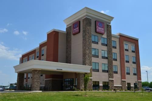 hotel Comfort Suites Bossier City