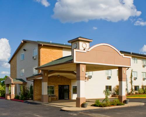 hotel Econo Lodge Inn & Suites Clinton