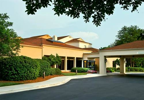 hotel Courtyard Charlotte SouthPark